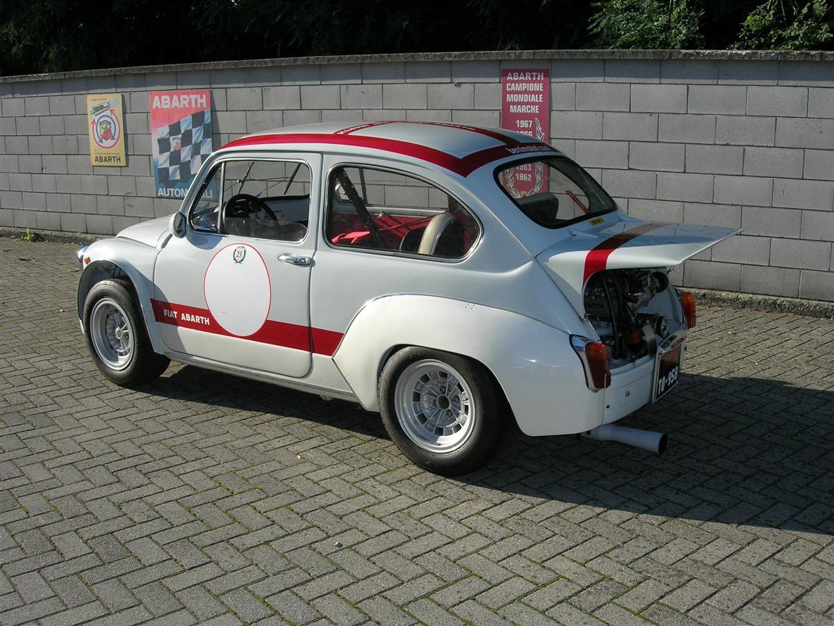1970 1000tcr Ultima Evoluzione Berni Motori Abarth