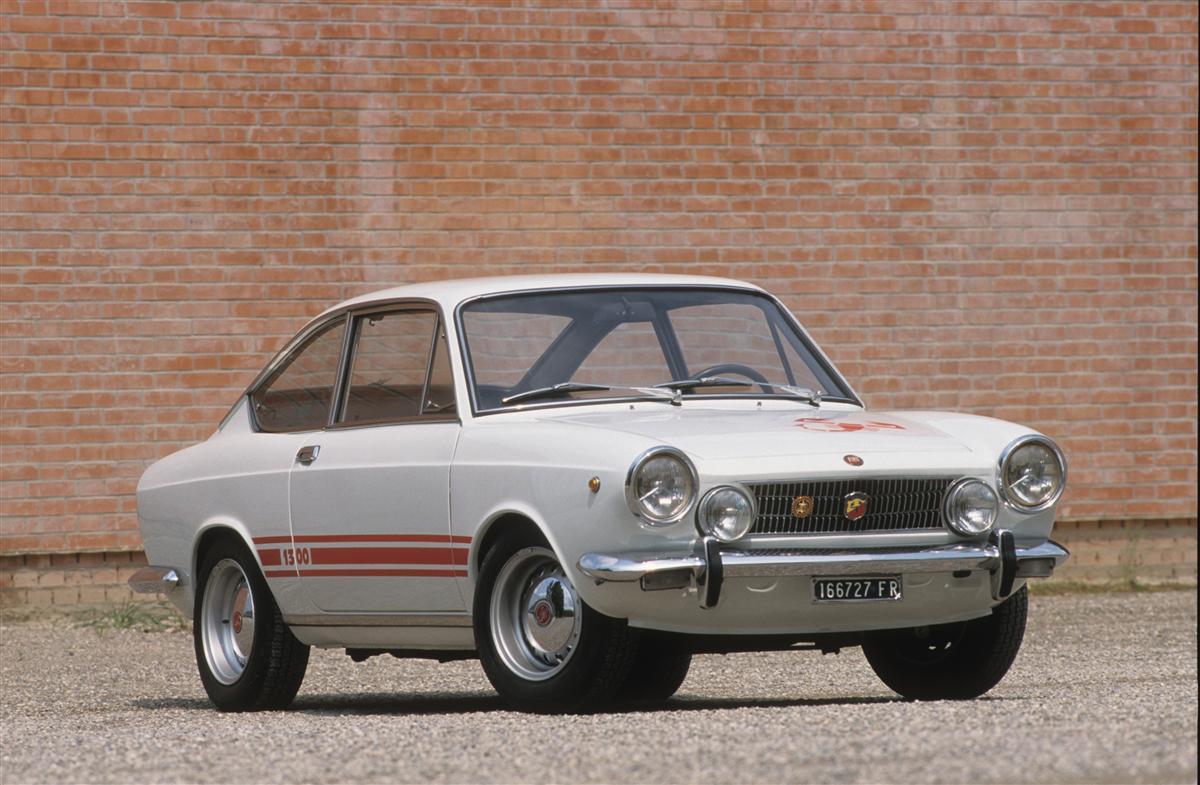 1966 70 1300 124 Ot Coupe Berni Motori Abarth