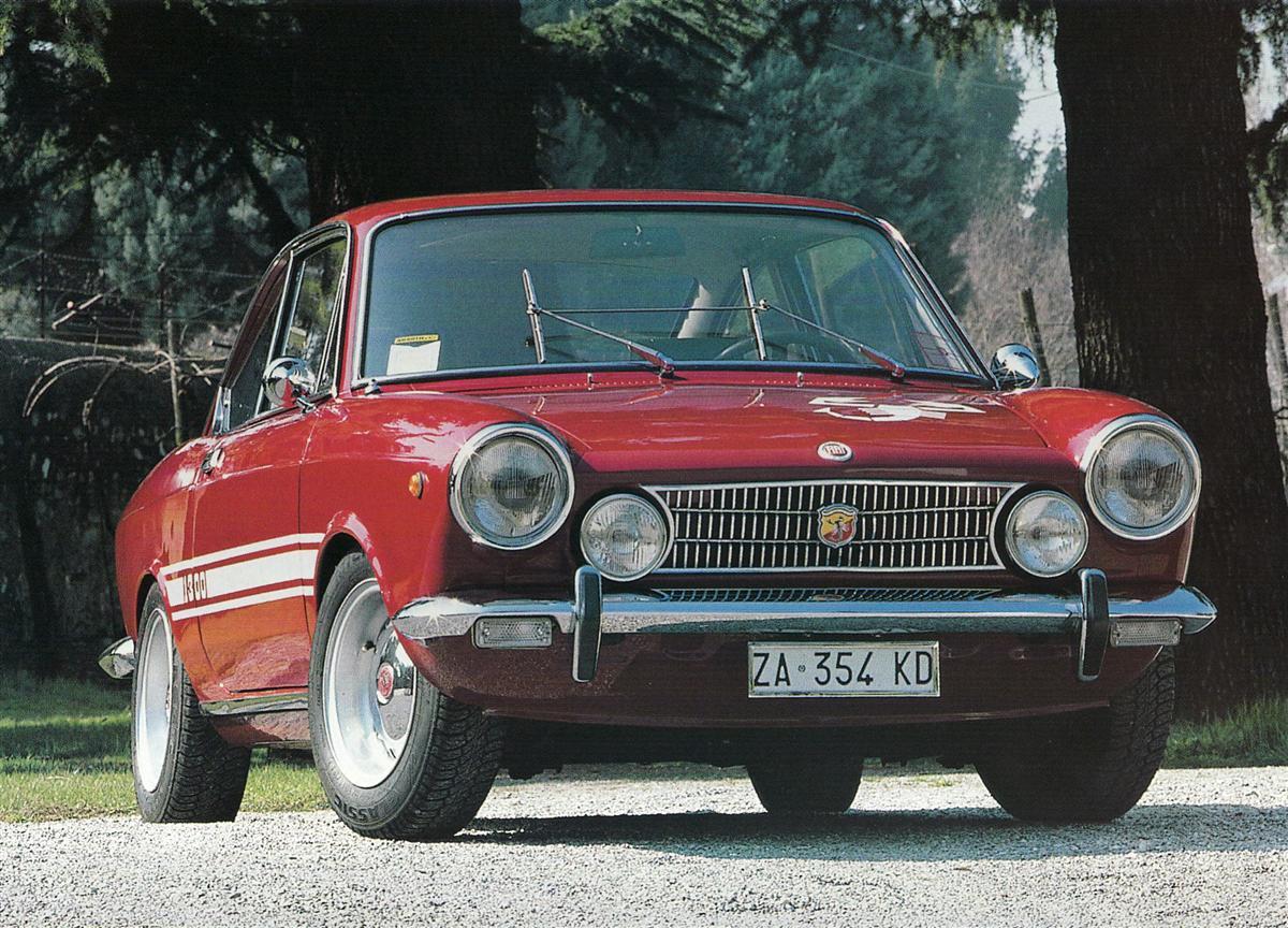 1966-70 1300/124 OT COUPE