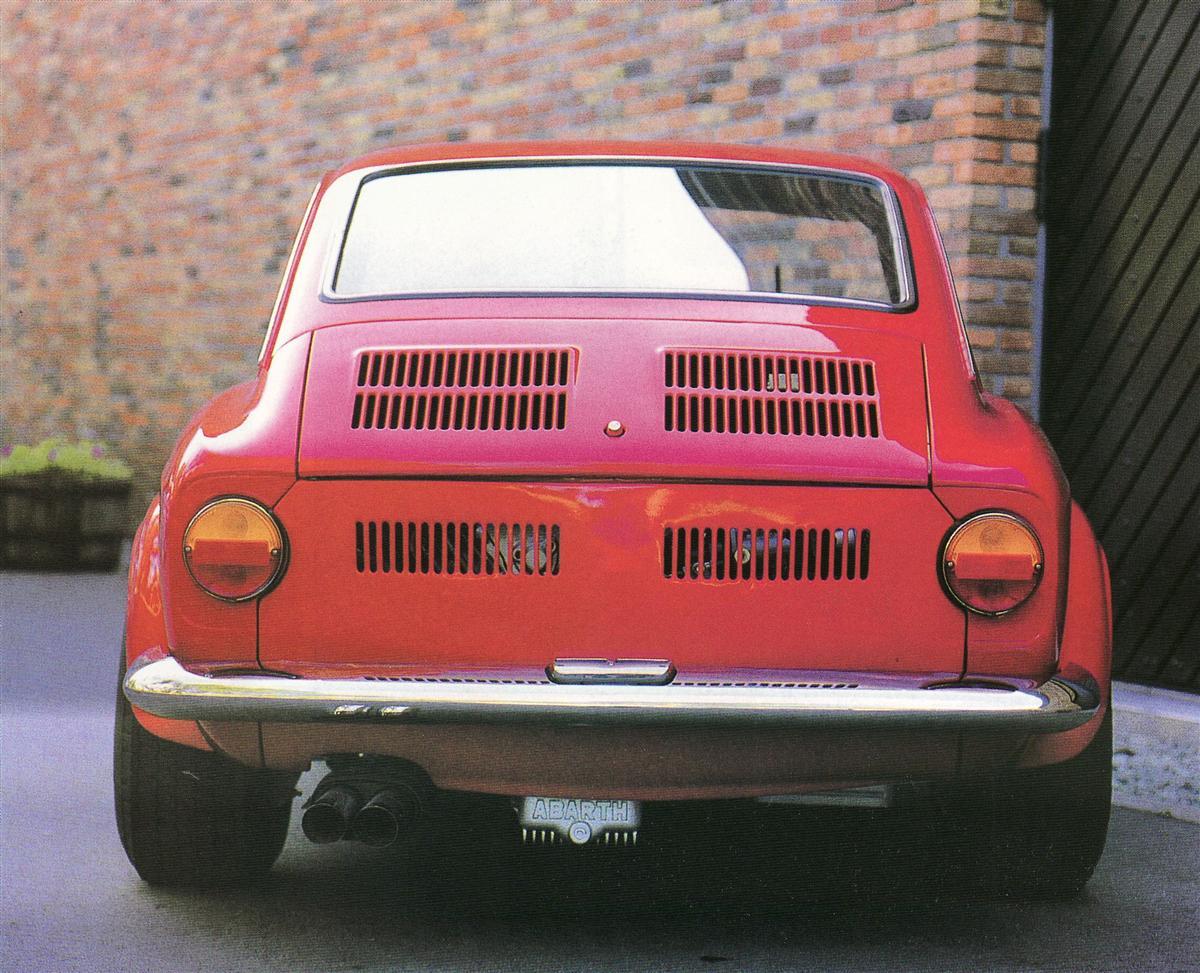 1966 2000 ot 39 america 39 coupe 39 berni motori abarth
