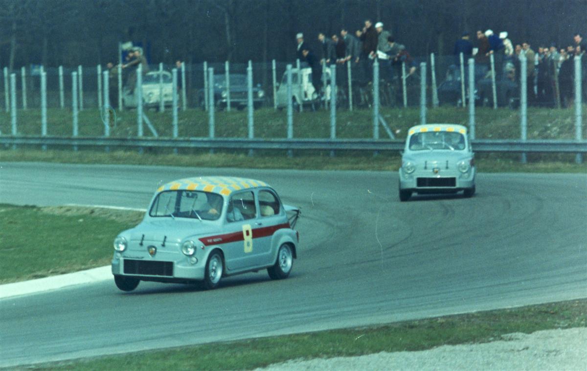 1966 850TC BERLINA CORSA