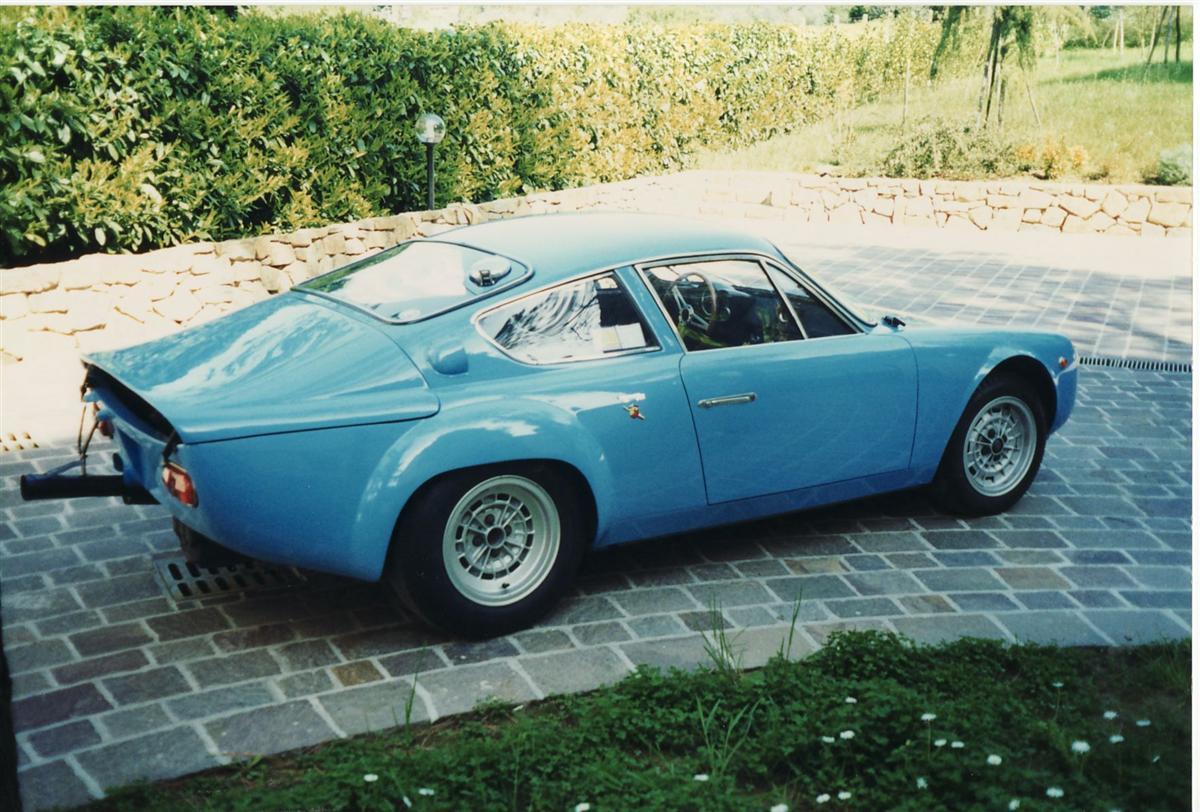 1963 1968 Abarth Simca 2000 Gt Berni Motori Abarth