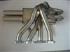 Full exhaust system in stainless steel. Diameter of exit pipes: 61mm. Sold as matched set not separable. Weight 7,5kgs.