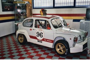 Race Shop | Berni Motori | Abarth